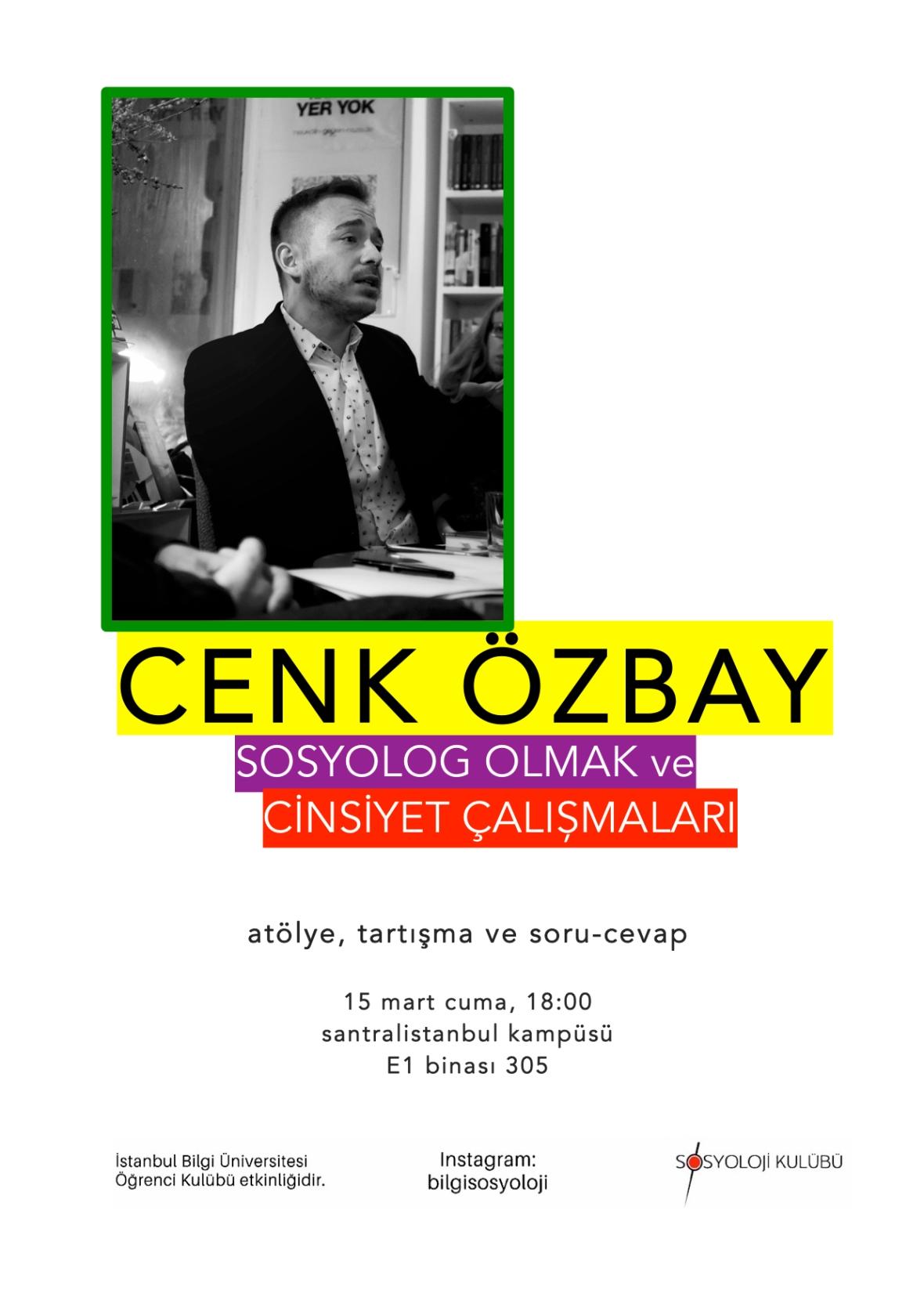 Cenk Ozbay - Bilgi Sosyoloji